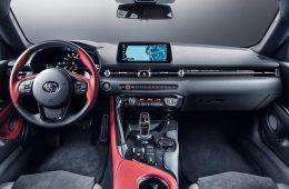 Спорткару Toyota Supra сосватали компактный мотор