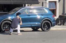Вот как будет выглядеть новый Volkswagen Tiguan