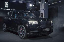 Rolls-Royce продал рекордное количество автомобилей в России