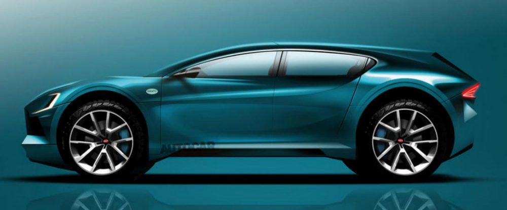 Глава Bugatti рассказал о новой модели «на каждый день»