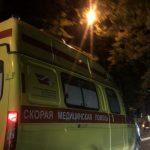В Смоленской области на трассе М-1 опрокинулся грузовик