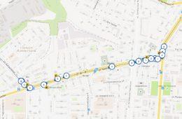 В Смоленске из-за аварии на линии встали трамваи