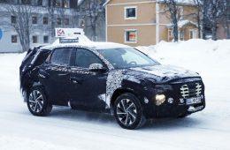 Новый Hyundai Tucson: заканчиваются испытания