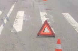 В Смоленске на пешеходе снова сбили девушку