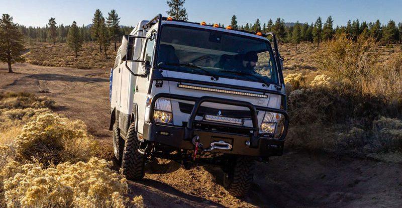 Самые мощные автодома: двигатели V8 и 37-дюймовые колеса