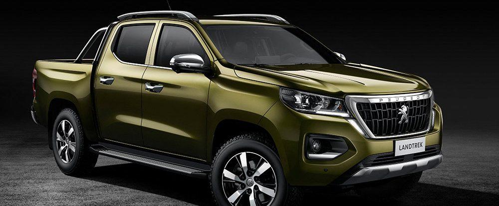 Peugeot сделала из китайского пикапа новую модель