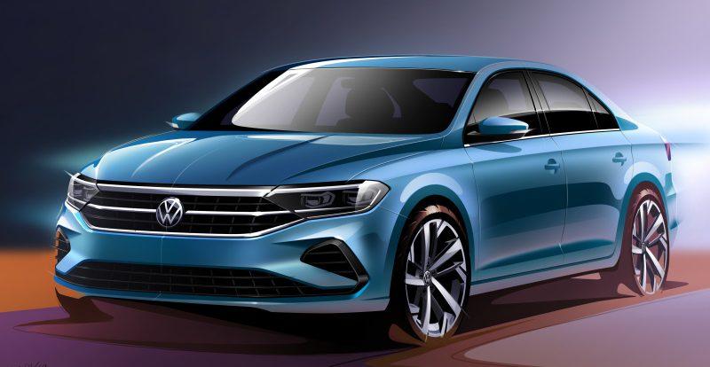 Новый Volkswagen Polo для России: первая официальная информация