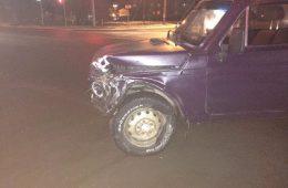 Молодая женщина пострадала в аварии на Нахимова