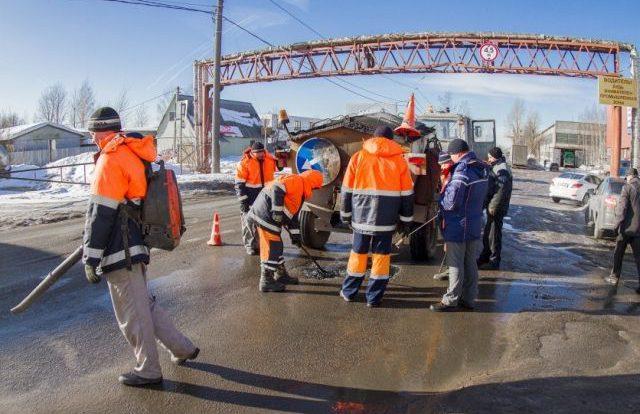 Графики капремонта дорог согласовали в Смоленске