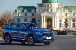 Названы самые популярные китайские автомобили в России