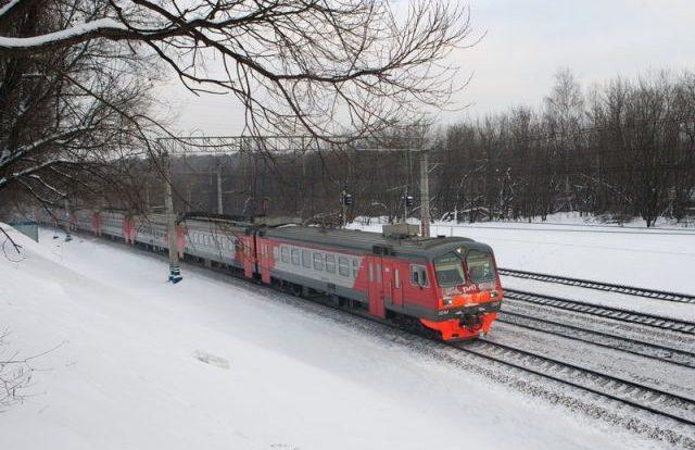 Расписание пригородного поезда на маршруте Смоленск – Вязьма изменится