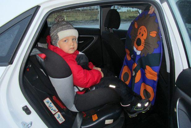 В Смоленской области полицейские усилят контроль над перевозкой детей