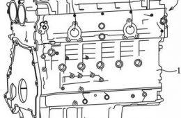Свершилось: Mazda патентует рядный шестицилиндровый мотор