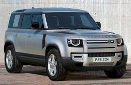 Land Rover выпустит маленький Defender