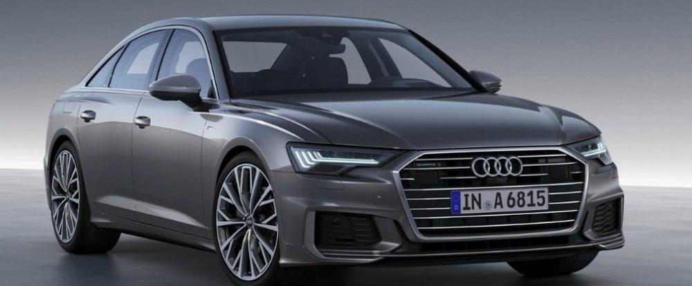 Audi сменила цвета логотипа в поддержку врачей больницы в Коммунарке