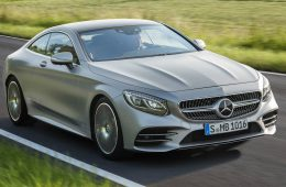 Mercedes-Benz снимет с производства S-Class