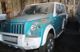 В старом ангаре нашли заброшенные прототипы ГАЗа