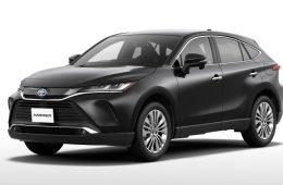 Toyota представила новый кроссовер на платформе модели RAV4