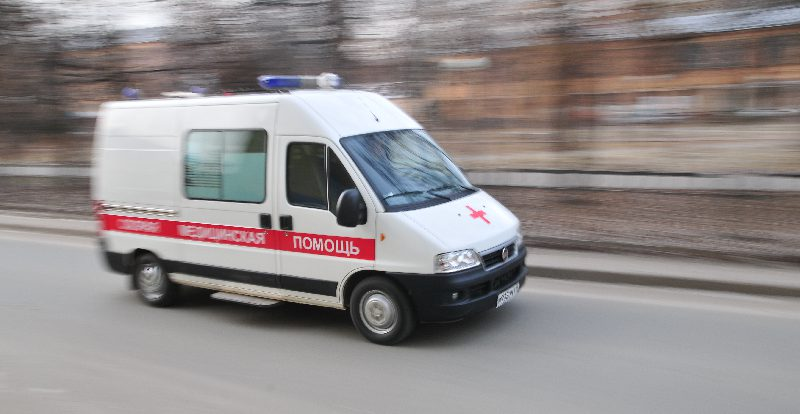 В Смоленской области госпитализировали водителя «Приоры»