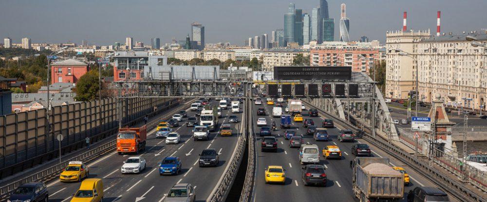 Собянин ввел штраф для водителей, нарушивших карантин