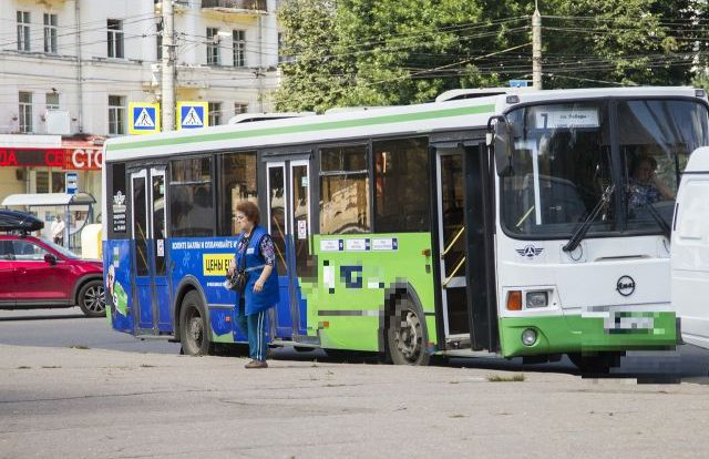 Маршрут автобуса №53 поменяли в Смоленске