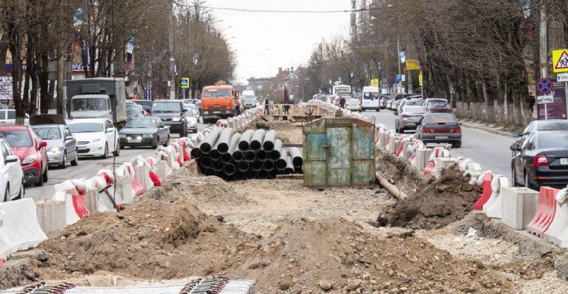 Трамваи по ул. Николаева в Смоленске могут запустить уже к июлю
