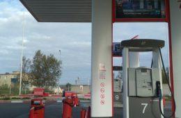 На смоленских АЗС подешевело дизельное топливо