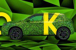 Новый Opel Mokka: кроссовер будет электрическим