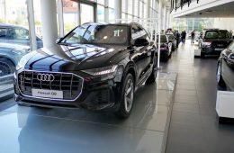 Подсчитано, как сильно рухнут продажи автомобилей в России