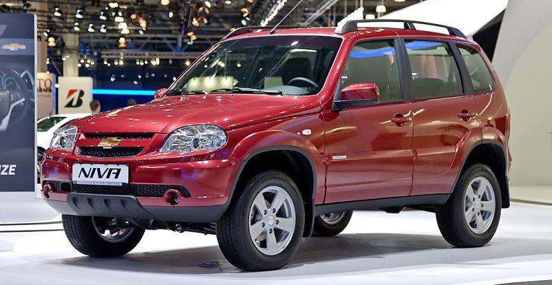 Стало известно, сколько АвтоВАЗ заплатил американцам за завод, выпускающий «Шеви Ниву»