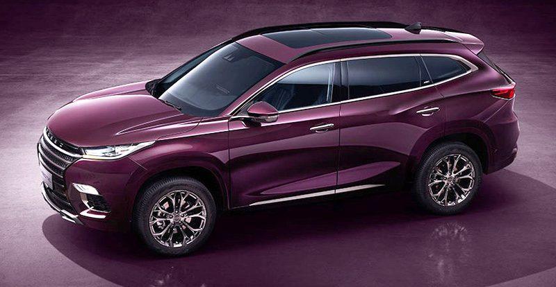 Ещё одна китайская автомобильная марка выходит на рынок России