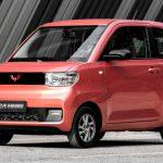 Объявлена цена китайского электромобиля Wuling: он оказался дешевле «Гранты»