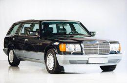 В США продают редкий Mercedes-Benz S-Class в кузове универсал