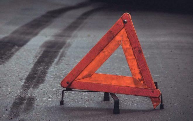 В Смоленском районе «Мерседес» протаранил «Ладу»