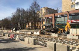 В Смоленске на неделю изменили схему движения транспорта