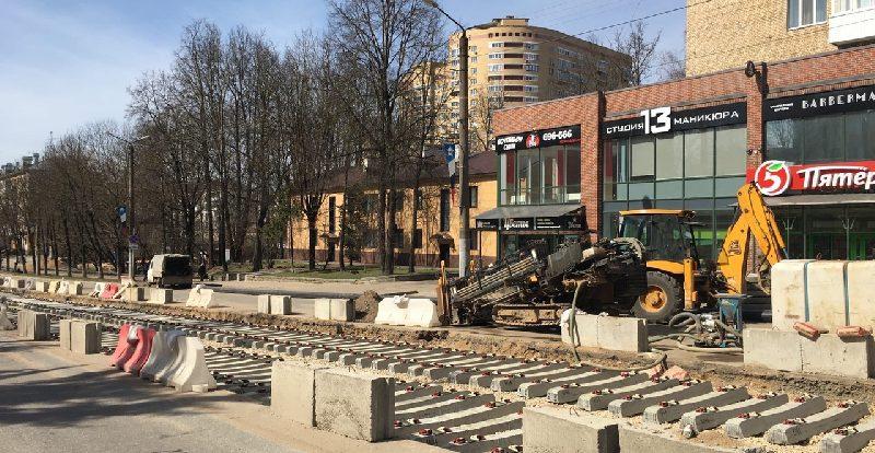 В Смоленске прекратится движение по нечетной стороне улицы Николаева