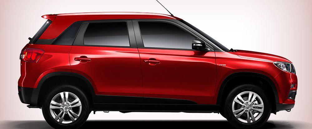 Suzuki одобрила выпуск кроссовера Toyota Urban Cruiser