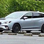 """Новый """"горячий"""" универсал Subaru поймали без камуфляжа"""