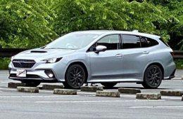 Новый «горячий» универсал Subaru поймали без камуфляжа