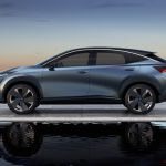 Nissan привезет в Россию новейший электромобиль