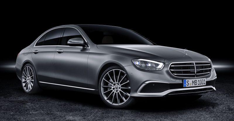 Объявлены цены на обновлённый Mercedes-Benz E-класса российской сборки