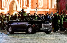 Раскрыты секреты парадного кабриолета Aurus