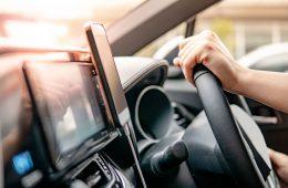 Новый Hyundai Tucson получит планшет в стиле Volvo и Tesla