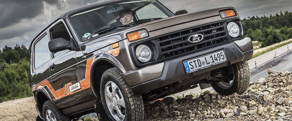 Lada признали худшим брендом, но «Нива» — вне конкуренции