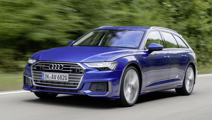 Стартовали российские продажи универсалов Audi A6 Avant