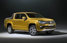 Официально: базой нового пикапа Volkswagen Amarok станет Ford Ranger