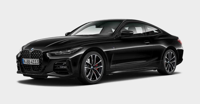 Компания BMW привезла в Россию спецверсию купе 4 серии