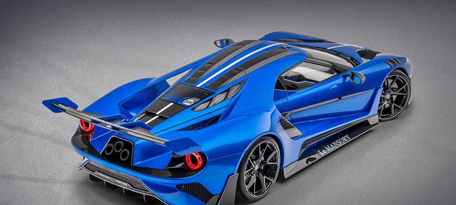 Ford GT Le Mansory расширил юбилейную линейку ателье