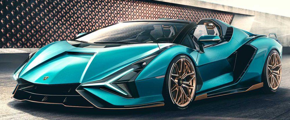 Самый мощный суперкар Lamborghini лишился крыши