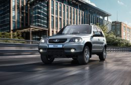 АвтоВАЗ показал внедорожник Lada Niva